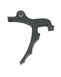 Warrior Proto Rail Saw Rolling Trigger - Black
