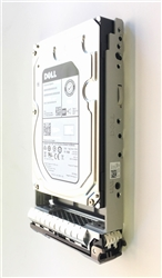 "1DKVF 147GB 15000 RPM 3.5"" SAS hard drive."