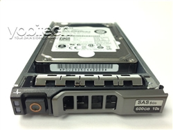 "03TF6T Original Dell 600GB 10000 RPM 2.5"" SAS hot-plug hard drive. Comes w/ drive and tray for your PE-Series PowerEdge Servers."