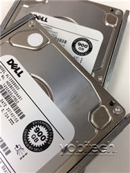 "Dell OEM 3rd-Party Kits - Mfg Equivalent Part # 04PDJ1 Dell 900GB 10000 RPM 2.5"" SAS hard drive."