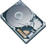 Hitachi Ultrastar Option# 08K0382 FRU# 08K0312 - 36GB 10000RPM 80-pin Ultra320 SCSI hot-swap hard drive.