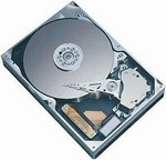 Hitachi Ultrastar Option# 08K0382 / FRU# 08K0312 - 36GB 10000RPM 80-pin Ultra320 SCSI hot-swap hard drive.