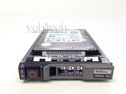 "Mfg Part # 08WR71 - 300GB 15000 RPM 2.5"" SAS  6Gb/s hot-plug hard drive."