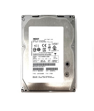 Hitach Ultrastar 15K600 600GB 15K RPM 6.0Gbps Serial SCSI / SAS Hard Drive 0B23663 / HUS156060VLS600 - Brand New with 3 year warranty.