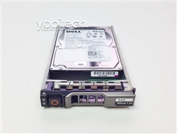 "0D7MYF Original Dell 500GB 7200 RPM 2.5"" SAS hot-plug hard drive. Comes w/ drive and tray for your PE-Series PowerEdge Servers."