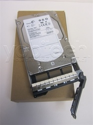"Original Dell - 600GB 10K RPM SAS 3.5"" HD - Mfg # 0GF21N"