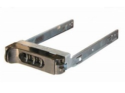 Dell 1F912 SCSI tray fully compatible with Dell PowerEdge 1550, 1650 or 1750 Server or Dell PowerApp 120