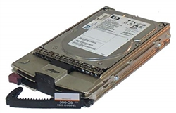 HP 366023-001 Hard Drive Fibre Channel 300GB 10000RPM Ultra320 duel port 2GB FC-AL hot-swap hard drive.  Super clean technician tested pulls w/ 2 year warranty!