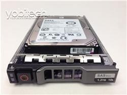 "Dell Original 1.2TB 10K SAS 6GB/s 2.5"" HD -Mfg # 400-26643"