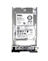 "400-AJSB 600GB 15K RPM 2.5"" SAS 12Gb/s 512e Hard Drive"