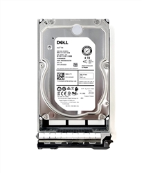 "Part# 400-ALRT Original Dell 4TB (4000GB) 7200 RPM 12Gb/s 3.5"" SAS hot-plug hard drive"