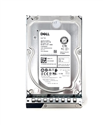 Part# 400-ATKL Original Dell 4TB 7200 RPM 512n 12Gb/s 3.5in SAS hot-plug hard drive