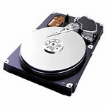 IBM 40K1042 36GB 15000RPM 3.5-Inch SAS hot-swap hard drive with tray.