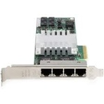 HP 435508-B21 NC364T PCI-E 1000TX Quad Port Gigabit Adapter