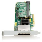 HP 462830-B21 Smart Array P411/256MB Controller Storage controller (RAID)- Serial ATA-150 / SAS- 300 MBps