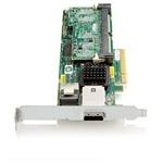 HP 462834-B21 Smart Array P212/256MB Controller Storage controller (RAID)- Serial ATA-150 / SAS- 300 MBps