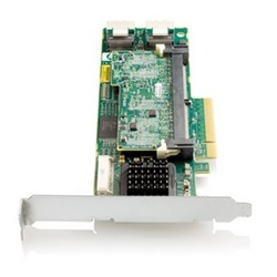 HP 462864-B21 Smart Array P410/512MB Controller Storage controller (RAID)- Serial ATA-150 / SAS- 300 MBps