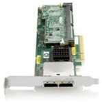 HP 462918-001 Smart Array P411/256MB Controller Storage controller (RAID)- Serial ATA-150 / SAS- 300 MBps