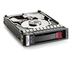 HP 488156-003 450GB 15K SAS hot-swap hard drive and tray for select MSA2000 series servers.  We carry stock, can ship same day.  (not for your standard Proliant servers)
