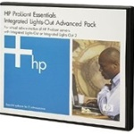 512485-B21 - HP iLO Advanced 1 Server License with 1yr 24x7 Tech. New factory sealed.