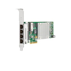 539931-001 HP NC375T PCI Express Quad Port Gigabit Server Adapter Network adapter - PCI Express 2.0 x4 - 4 ports.