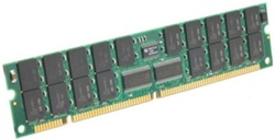 HP 593911-B21 4GB (1x4GB) Dual Rank x4 PC3-10600 (DDR3-1333) Registered CAS-9 Memory. New Retail Box.