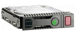 "HP 652583-S21 600GB 10K RPM SFF (2.5"") Enterterprise SAS Hard Drives."