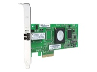 AE311A  HP (Hewlett-Packard)  StorageWorks FC1142SR 4GB PCI-Express fibre channel, single channel, host bus adapter. Technician tested clean pulls with 90 day warranty.