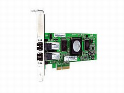 AE312A  HP (Hewlett-Packard)  StorageWorks FC1242SR 4GB PCI-Express fibre channel, dual channel 2-port, host bus adapter.  New factory retail 3 year warranty. We carry stock, ship same day.