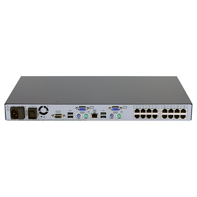 Hp 0x2x16 Port Analog Kvm Switch Mfg Af617a
