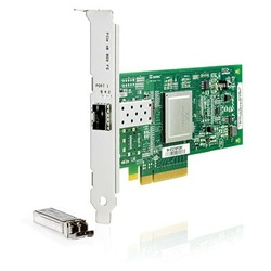 AK344A - HP StorageWorks 8GB 81Q PCIe Fibre Channel Host Bus Adapter. New retail box w/ 3 year warranty.
