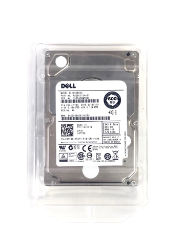 Dell / Toshiba AL13SEB600 600GB 10000RPM 2.5-Inch SAS 6Gb/s Hard Drive. New released from Toshiba!