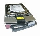 Genuine HP BD146863B3  146GB 10,000 RPM SCSI Ultra320 hot-swap hard drive and tray for Proliant  servers. RoHS compliant.