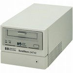 HP DDS-4 External Tape Drive - Mfg# C5687A