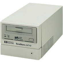 HP DDS-4 External Tape Drive - Mfg# C5687B