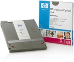 HP C7984A Media 7A 9.1GB Optical Worm 4096 B/S. New factory sealed. Genuine HP!
