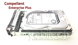 "Dell Compellent 4TB 7.2K RPM 12Gbps 3.5"" SAS Hard Drive SC200 SCv2020"