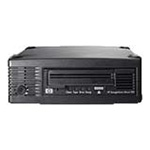 HP StorageWorks LTO-3 Ultrium 920 SAS 400/800GB external tape drive - carbon color