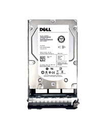 "Dell Compatible - 600GB 10K RPM SAS 3.5"" HD - MFg # F638P"