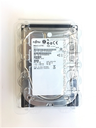Fujitsu MBA3147RC / MBA314RRC 147GB 15000RPM SAS RoHS 3.5-Inch Hard Drive.  3 Year Warranty, Ready to ship.