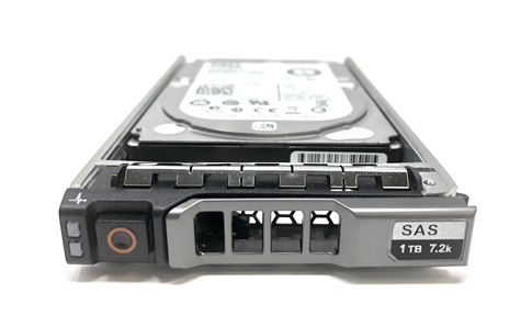 "Part# MD1TB7.2K2.5-G Original Dell 1TB 7200 RPM 2.5"" SAS hot-plug hard drive. (these are 2.5 inch drives) Comes w/ drive and tray for your MD-Series PowerVault Arrays."
