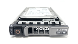 "Part# MD300GB15K2.5-GEN13 Original Dell 300GB 15000 RPM 2.5"" 12Gb/s SAS hot-plug hard drive."