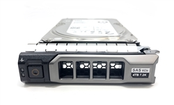 "Part# MD4TB7.2K3.5-38F Original Dell 4TB 7200 RPM 3.5"" SAS hot-plug hard drive. (these are 3.5 inch drives) Comes w/ drive and tray for your MD-Series PowerVault Arrays."