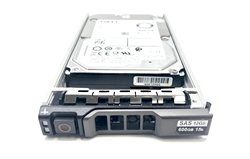 "Part# MD600GB15K2.5-GEN13 Original Dell 600GB 15000 RPM 2.5"" 12Gb/s SAS hot-plug hard drive."