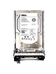 "Dell Mfg Equivalent Part # N090C Dell 300GB 15000 RPM 3.5"" SAS hard drive. (these are 3.5 inch drives)"