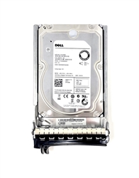"PE1TB7.2K3.5-F9 Original Dell 1TB 7200 RPM 3.5"" SAS hot-plug hard drive. (these are 3.5 inch drives) Comes w/ drive and tray for your PE-Series PowerEdge Servers."