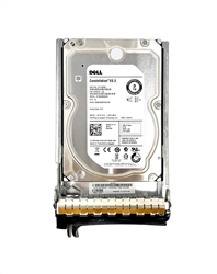 "PE3TB7.2K3.5-F9 Original Dell 3TB 7200 RPM 3.5"" SAS hot-plug hard drive. (these are 3.5 inch drives) Comes w/ drive and tray for your PE-Series PowerEdge Servers."