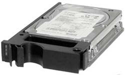 "Dell OEM 3rd-Party Kits - Mfg Equivalent Part # PWREDGEX-9GB10K 9GB 10000 RPM 80-Pin Hot-Swap 3.5"" SCSI hard drive."