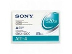 Sony AIT-4 200/520GB Storage Media 8mm Data Cartridge - Mfg# SDX4200C New factory sealed. Genuine Sony!