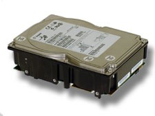 Seagate 181.6GB 7200 RPM 68-Pin Ultra 160 SCSI Hard Drive Mfg # ST1181677LWV